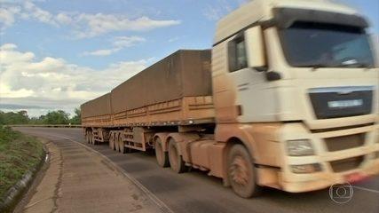 Brasil ainda enfrenta dificuldades para escoar a produção agrícola