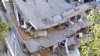 Sobe para 62 o número de mortos em terremoto que atingiu a Grécia e a Turquia