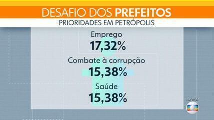 Desafios do Prefeito: população de Petrópolis fala sobre os maiores problemas da cidade