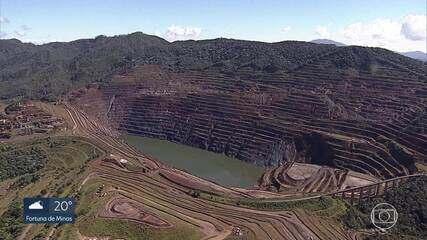 Governo de Minas inaugura centro de monitoramento de barragens