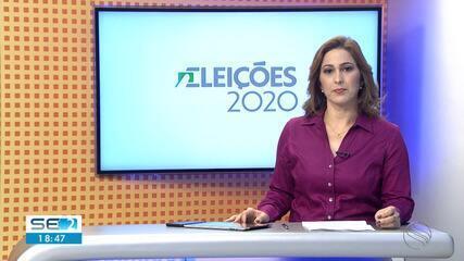 Eleições 2020: agenda dos candidatos à Prefeitura de Aracaju desta quarta-feira (4)