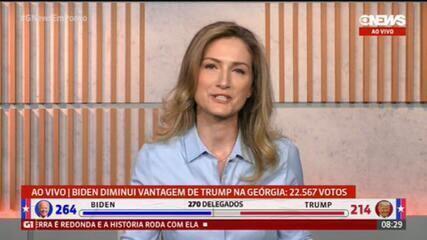 Bolsonaro diz que não vai mudar relação com os EUA até janeiro