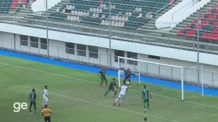 Assista os gols de Rio Branco-AC 1 x 1 Galvez, pela 11ª rodada do grupo 1 da Série D