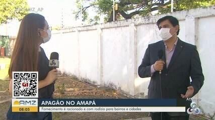 Apagão no Amapá: CEA raciona energia com rodízio para bairros e municípios