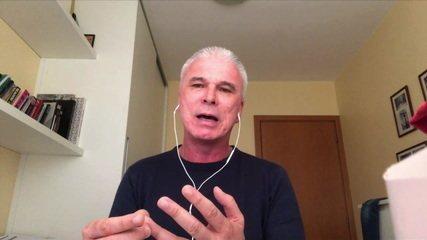 Mauricio Saraiva fala sobre o pedido de demissão de Eduardo Coudet