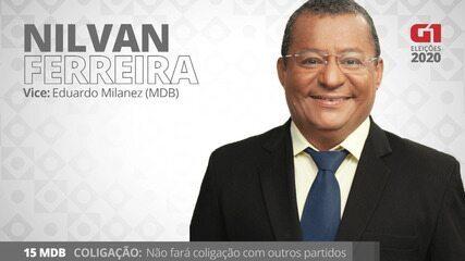 Nilvan Ferreira (MDB) fala suas propostas para a cultura de João Pessoa