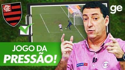 Pranchetada da rodada: Flamengo e São Paulo protagonizam jogo da pressão na Copa do Brasil