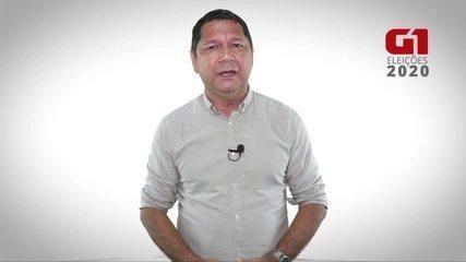 Eleições 2020: Candidato a prefeito de Belém Delegado Eguchi fala sobre saneamento