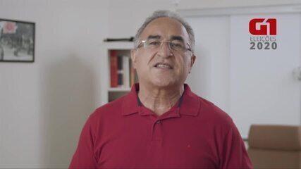 Eleições 2020: Candidato a prefeito de Belém Edmilson Rodrigues fala sobre saneamento