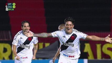 Melhores momentos: Sport 0 x 2 Vasco pela 21ª do Brasileirão 2020