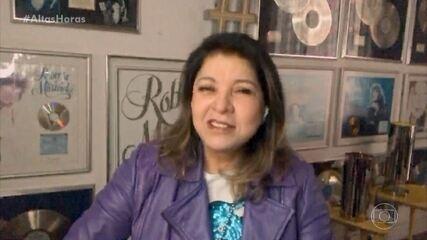 Roberta Miranda lembra de machismo no início da carreira