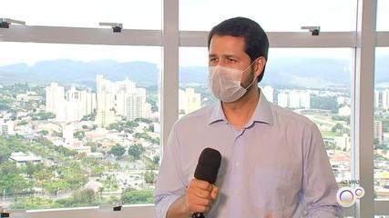 Luiz Fernando Machado, do PSDB, é reeleito prefeito de Jundiaí