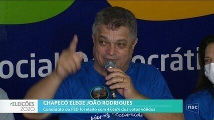 João Rodrigues vence eleição em Chapecó