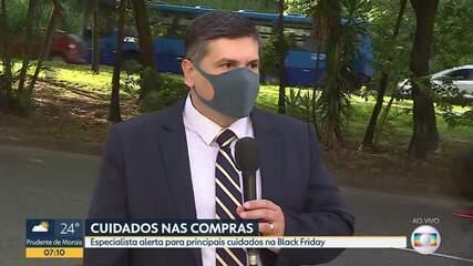 Faltando 10 dias para Black Friday especialista dá dicas para evitar dor de cabeça