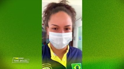 Diário Time Brasil: Aline Silva (Wrestling)