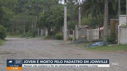 Adolescente de 15 anos é morto em Joinville, e ex-padrasto é suspeito