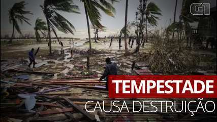 Moradores de região atingida por tempestade na Nicarágua fazem apelo por ajuda