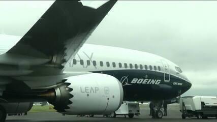 Agência dos EUA libera voos com Boeing 737 MAX