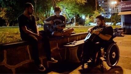'Flores Secas' é uma das músicas autorais dos venceslauenses