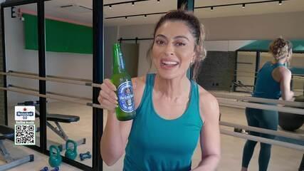 Heineken 0.0 - #AgoraVocePode #ad #ProdutoDestinadoaAdultos #ProdutoZeroAlcool