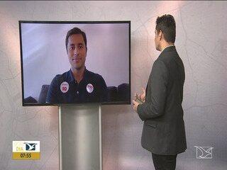 Duarte Júnior é entrevistado no Bom Dia Mirante