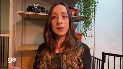Renata Mendonça analisa Athletico-PR x Santos pela 22ª rodada do Brasileirão