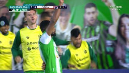 Veja os gols da vitória do Juventude por 5 a 0 contra o Paraná