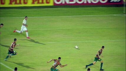 Melhores momentos: Sampaio Corrêa 1 x 3 Chapecoense pela 22ª rodada do Brasileirão Série B