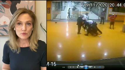 'Apesar de ele ter dado um soco no segurança, ele não estava armado', afirma Ana Flor