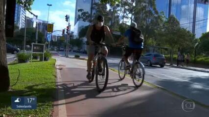 Mais de um roubo ou furto de bicicleta é registrado por hora no estado de São Paulo