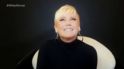 Xuxa tells interesting facts about her life