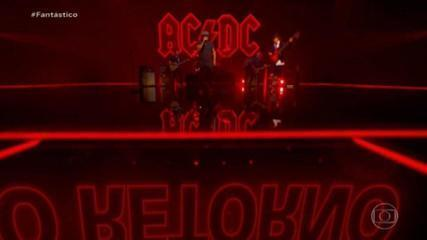 Após seis anos, AC/DC lança novo álbum cheio de músicas 100% rock'n roll