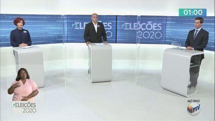 Debate dos candidatos a prefeito de Franca – 1º bloco
