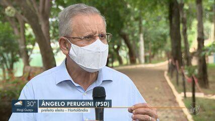Angelo Perugini, prefeito reeleito em Hortolândia, destaca prioridades para o 4° mandato