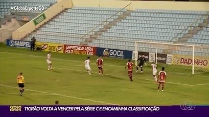 Vila Nova vira e vence o Imperatriz por 3 a 1 na Série C; veja os gols