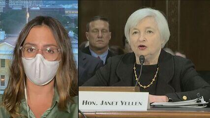 Joe Biden escolhe Janet Yellen para comandar a secretaria do Tesouro
