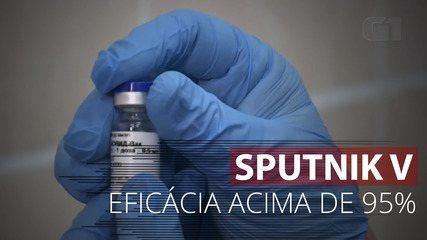 Rússia diz que vacina contra Covid-19 teve eficácia 'acima de 95%' após segunda dose