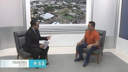 Ottaci concede entrevista ao Jornal de Roraima 2º edição