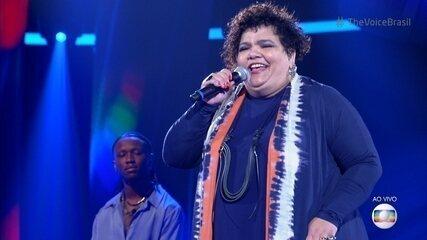 Simone Mazzer canta '20 Poucos Anos' na Rodada de Fogo
