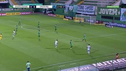 Melhores momentos de Chapecoense 0x1 Cruzeiro pela Série B do Campeonato Brasileiro