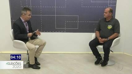 Candidato a prefeito, André Merlo (PSDB) fala sobre propostas para Governador Valadares