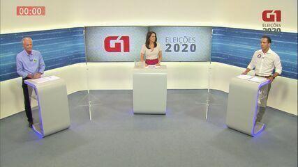 Debate para a Prefeitura de Limeira nas eleições 2020 - bloco 1