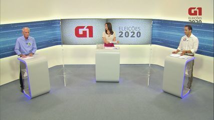 Debate para a Prefeitura de Limeira nas eleições 2020 - 2º turno