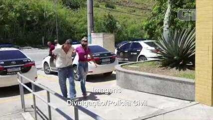 Dois homens suspeitos de aplicar golpes em comerciantes são presos em Arraial do Cabo, RJ