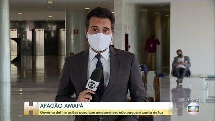 Governo edita medida provisória que isenta moradores do Amapá do pagamento de luz