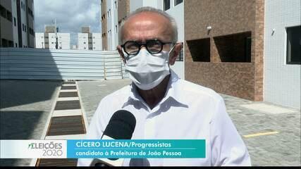 Cícero Lucena diz que vai investir no setor da construção civil