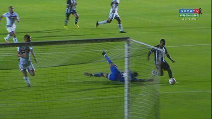 Melhores momentos de Figueirense 0 x 0 Botafogo-SP, pela 24ª rodada da Série B