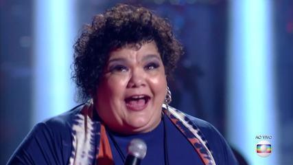 Simone Mazzer agradece apoio de Londrina no 'The Voice Brasil'