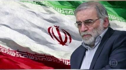 Governo do Irã prometeu vingar assassinato do principal cientista nuclear do país