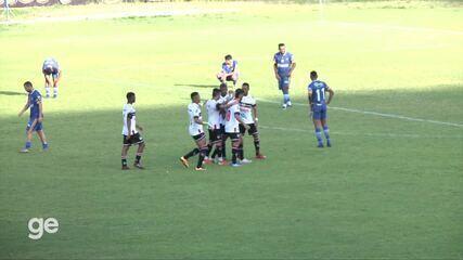 Os gols de River-PI 2 x 0 Sinop pela 14ª rodada da Série D do Brasileiro